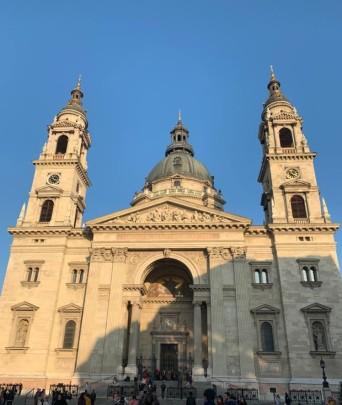 Basilique St Stephen