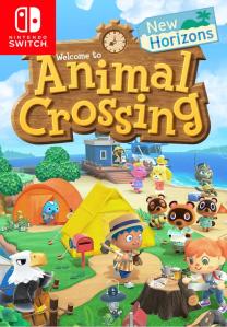 Animal Crossing New Horizon Switch